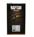 Raptor 5 Litre Hardener - Durable Protective Coating for Almost Any Surface