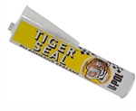 Tiger Seal - Poly Sealant in White - Comes in a 310ml Cartridge - Ideal for Panels, Trims and Seams