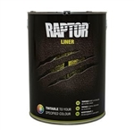 Raptor 5 Litre Liner in Tintible Finish - Durable Protective Coating for Almost Any Surface
