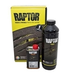 Raptor 1 Litre Kit in Tintable Finish - Durable Protective Coating for Almost Any Surface