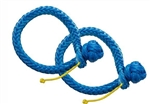 Comes as a Pair of Synthetic Fibre Shackle (Pair) - By Britpart