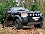Sump Guard in Aluminium for Discovery 3