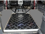 Dynamat Xtreme Sound Proofing For Land Rover Defender 90 - Rear Tub Floor For 90 - Fits From 1983-2006