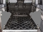 Dynamat Xtreme Sound Proofing For Land Rover Defender 110 - Rear Floor For 110 - Fits From 2007 Station Wagon/Utility