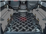 Dynamat Xtreme Sound Proofing For Land Rover Defender 110 - Rear Floor For County - Fits From 2007