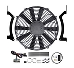 "Revotec Electrical Fan Conversion for Series 3 - High Power Suction Fans - for 2.25 Vehicles (14"" Fan)"