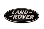 Gen LR Black/Silver Oval Badge for Upgraded front grills