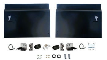 Def Series Style Front Door Conversion Kit (BOTTOM HALF ONLY)