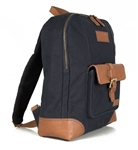 Heritage Darien Gap Back Pack - Rucksack in Navy For Land Rover