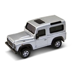 16GB USB Memory Stick - Perfect for Any Land Rover Fan, Defender - Diecast Model