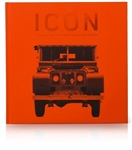 Land Rover ICON 60 Years Book - 200 Glossy Page Book for Land Rover Fanatics