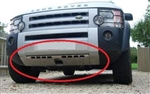 Underbody Front Protection - Fits up to 2009 - Vehicles Without Winch - For Discovery 3, Genuine Land Rover