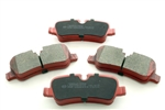 Premium Ceramic Brake Pad For Discovery 4