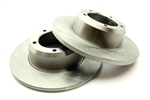 Brake Disc - Solid - Delphi PR2 Lockheed