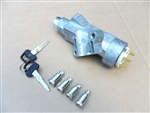IGNITION BARREL + 4 MATCHING LOCKS FOR DEF TDI / TD5