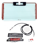 Heated high Level brake light Glass CONVERSION KIT 02-16