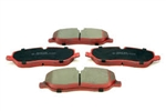 LR3 Brake Pads, Discovery 3 2004-2009