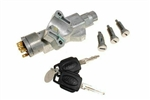 DEF TD5 / PUMA 2002 ONWARDS IGNITION BARREL+ 3 MATCHING LOCKS (S)
