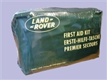 First Aid Kit - For Genuine Land Rover