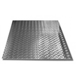 110 Station Wagon Load Area Floor 3MM Silver
