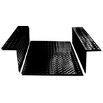 110 Hardtop Load area (Single Cab) 2MM BLACK