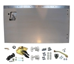Premium Galvanised Def Half Rear Door Tailgate Full Kit (83-16)