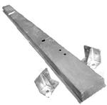 83-07 110 Station Wagon Under Tub Crossmember Galvanised