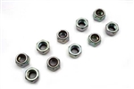 Propshaft Nuts 3/8' UNF Locknuts (PACK OF 8) for Defender, Discovery, Classic - Comes in a Quantity of 8