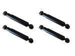 "Front and Rear Shock Absorber Kit for Land Rover Series - For SWB 88"" Series 2, 2A & 3"