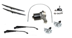 Front Wiper Kit Defender 2002-2016 - Right Hand Drive - Everything Required to Recondition Your Motor, Wheel Boxes Etc