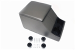 Cubby Box with Black Base and Black Top - Can Also Be Fitted For Land Rover Series, Defender