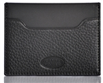 Leather Credit Card Holder For Land Rover