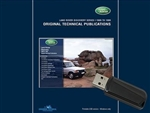 Land Rover Discovery 1 - Land Rover Original Technical Publications on USB Stick - For Discovery 1989-1998
