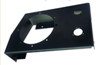 Lightweight Front Headlamp Box N-S