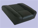 Deluxe Centre Seat Base for Series Land Rover in Black Vinyl