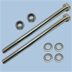 Bulkhead Outrigger Bolt & Nut Kit (S)