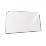 DEF / SERIES PLAIN REAR DOOR GLASS