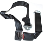 Genuine Second Row Seat Belt for Land Rover Series 2A & 3