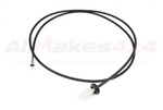 Speedo cable - one piece - RHD 4cyl from 268135