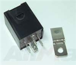 Heavy Duty Flasher Relay Unit for Land Rover Series 2, 2A and 3 - 4 Pin Flasher Unit for Towing