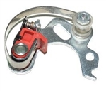 Contact Set For Lucas 25D Distributors - Fits Series 3 up to Suffix C For Land Rover Series