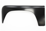 DEF 90 / 110 LH EARLY FRONT OUTER WING SKIN ALUMINIUM (NO HOLES)