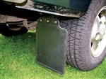 Genuine Rear Mudflap Kit for Discovery 1 - Comes withiout Logo - Pair With Fixings - Genuine Land Rover Version Available