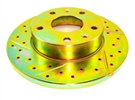 Freelander 1 Brake Disc 1.8P And 2.0D 2001 Onwards Solid Front x1