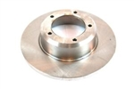 Front Vented Td6, Tdv8 And V8p Brake Disc For Range Rover 2002 To 2010