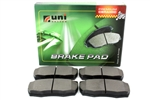 Brake Pads-Front - Vented Discs