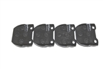 Def 110/130 Rear brake pads 94-01 MINTEX