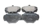 Def 90 / Disco 1 Rear Brake pads MINTEX
