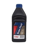Dot 4 Brake Fluid by TRW - 1 Litre