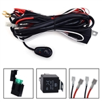 Wiring Harness/relay Kit for 2x lamps